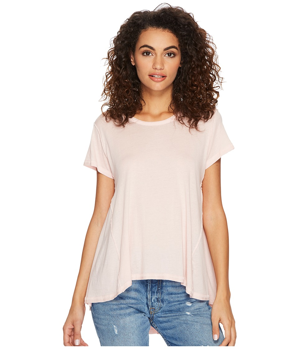 Free People Its Yours Tee (Pink) Women