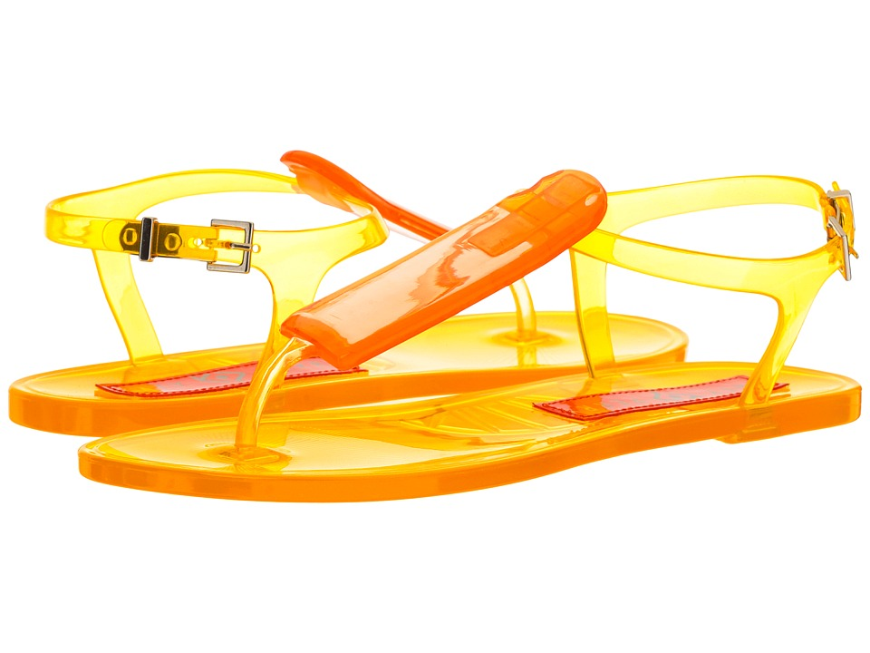 Katy Perry - The Crush (Yellow PVC/Ice Pop) Womens Shoes