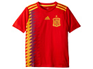 adidas Kids adidas Kids 2018 Spain Home Jersey (Little Kids/Big Kids)