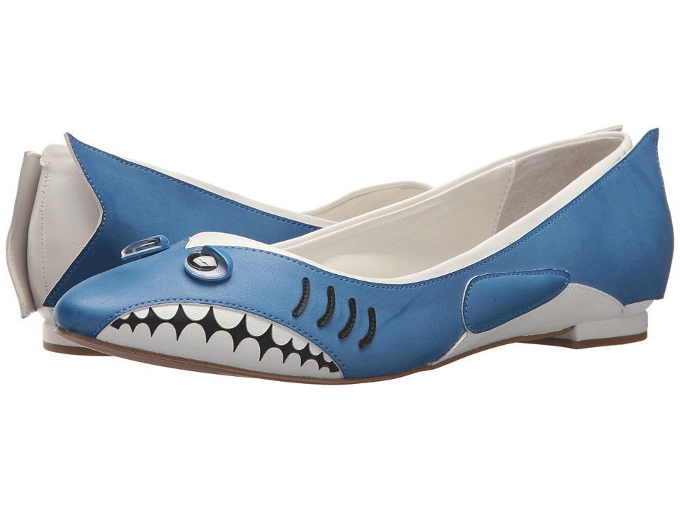 Katy Perry - The Lefty (Blue Bonnet Smooth Nappa) Womens Shoes