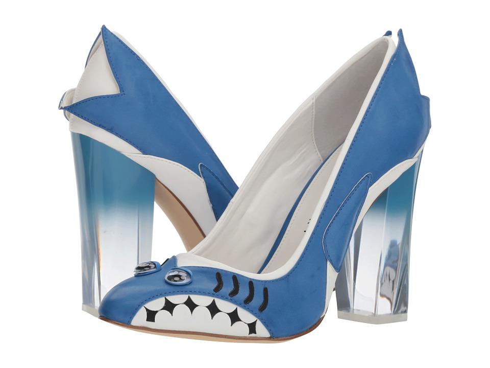 Katy Perry - The Mako (Blue Bonnet Soft Nappa) Womens Shoes