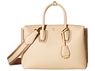 MCM Milla Studded Outline Tote