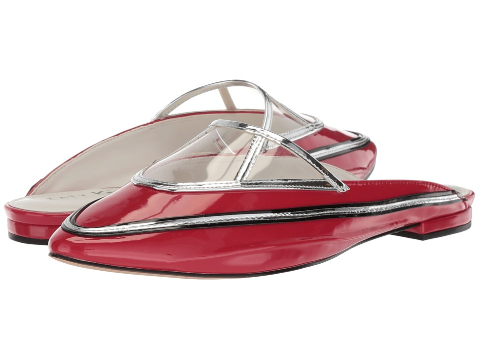 Katy Perry - The Oceana (Spanish Red Smooth Patent) Womens Shoes