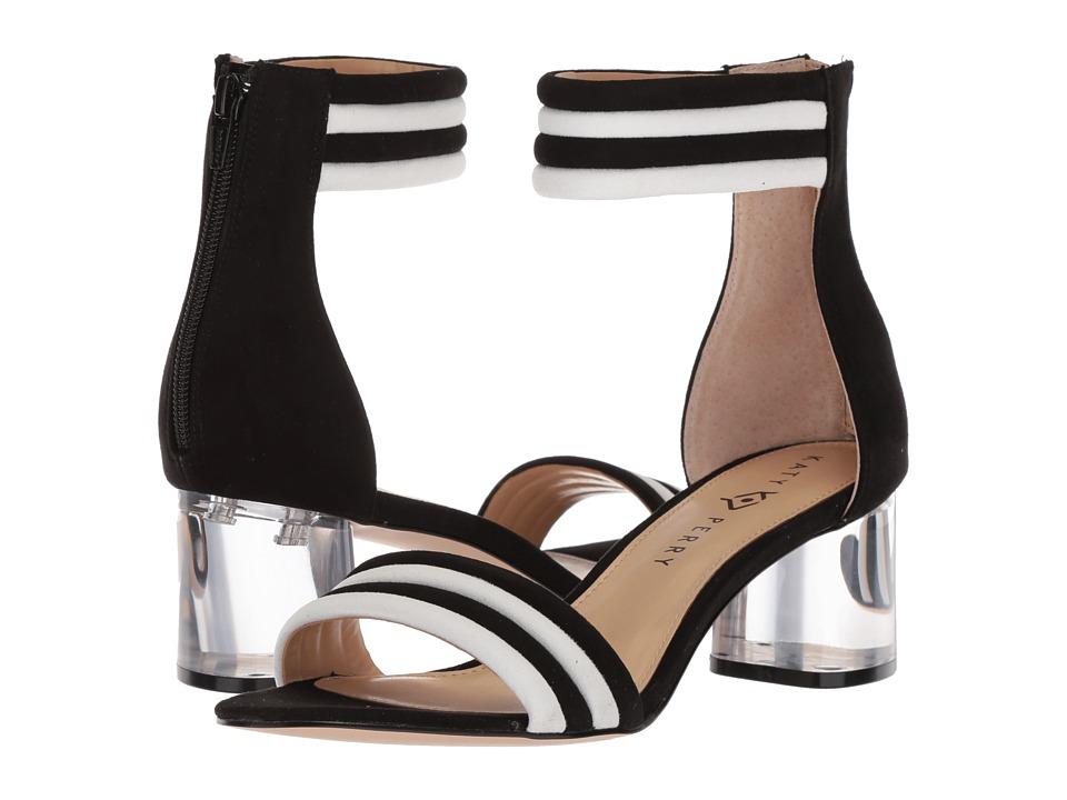 Katy Perry The Sierra (Black Microsuede) Women's Shoes