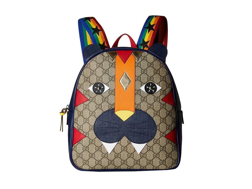 Gucci Kids - Zaino 50219196IJN (Multi) Backpack Bags