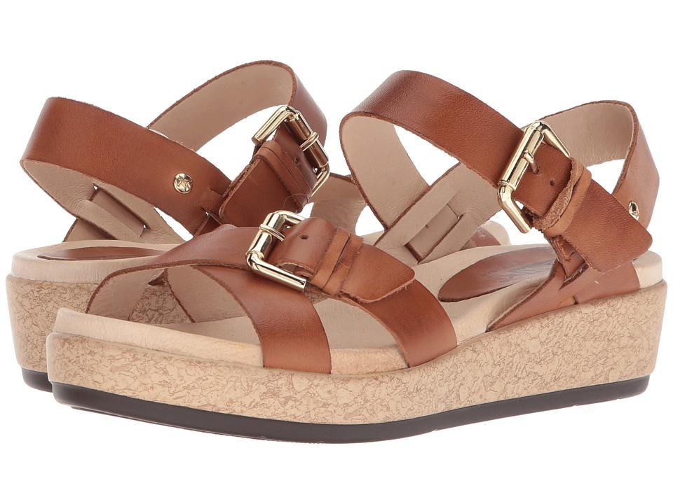 Pikolinos - Mykonos W1G-1589 (Brandy) Women's Sandals