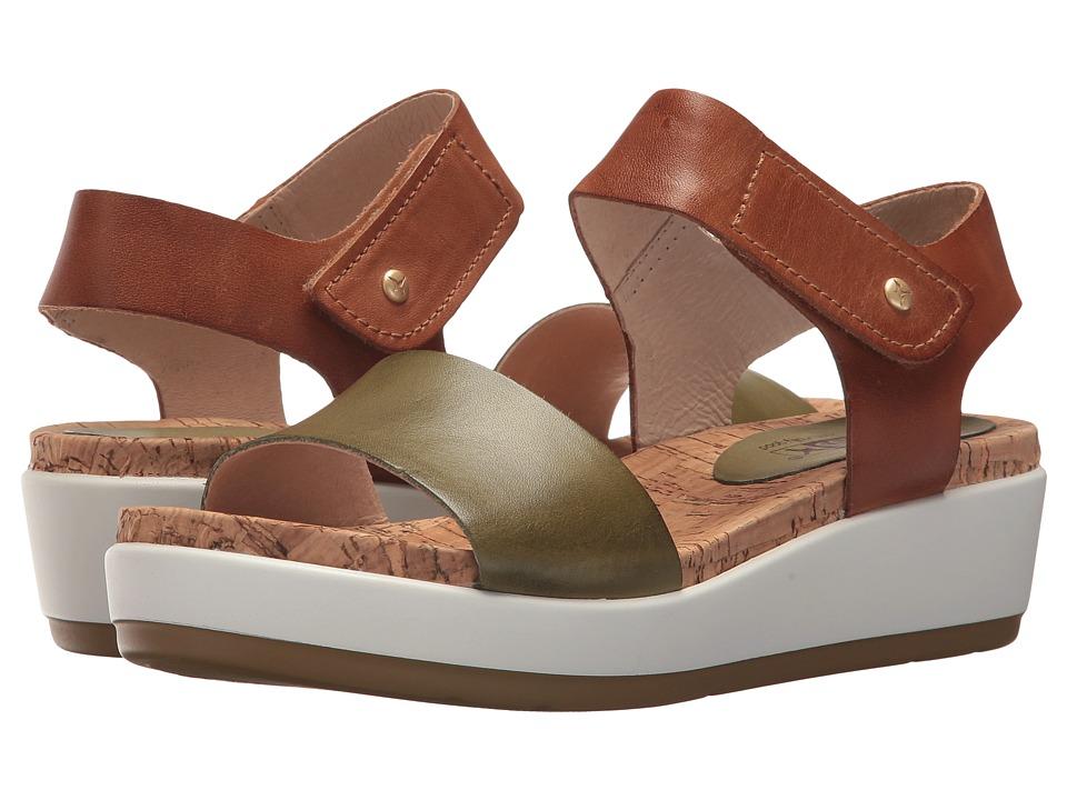 Pikolinos - Mykonos W1G-0758C3 (Cactus) Women's Sandals