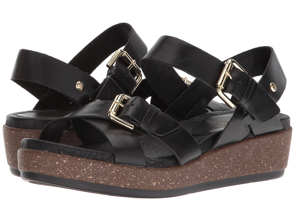 Pikolinos - Mykonos W1G-1589C1 (Black) Women's Sandals