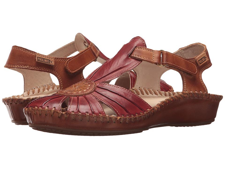 Pikolinos - Puerto Vallarta 655-8899C1 (Sandia) Women's Sandals