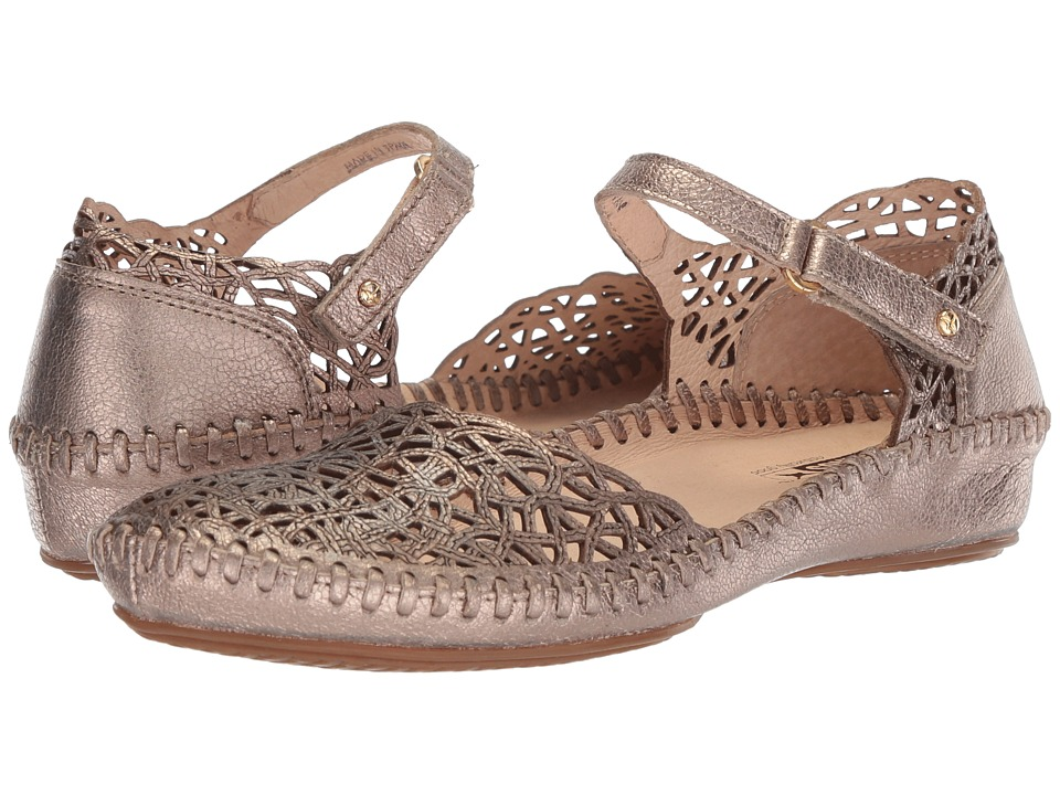 Pikolinos Puerto Vallarta 655-1532 (Stone) Women's Shoes