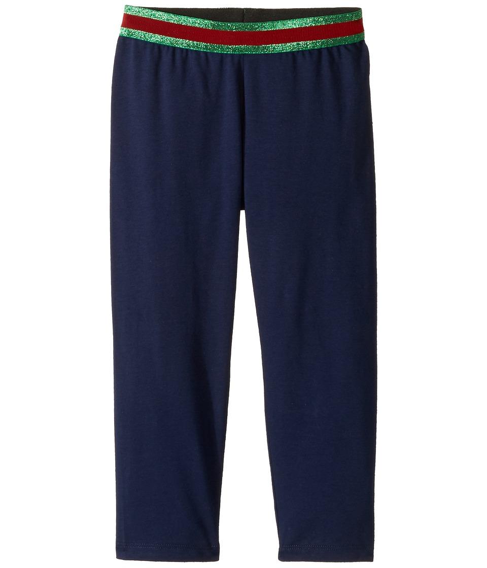 Gucci Kids - Leggings 504115X9O99 (Infant) (Oltramere/Green/Red) Girls Casual Pants