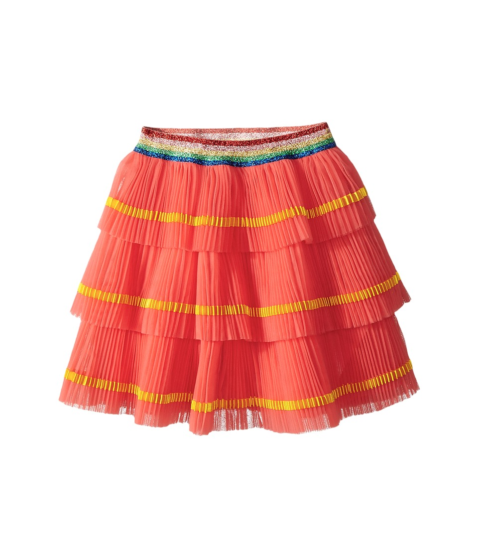 Gucci Kids - Skirt 495605ZB685 (Little Kid/Big Kid) (Rose/Coral/Yellow) Girls Skirt