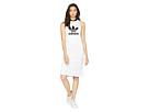 adidas Originals Fashion League Jacquard Tank Dress