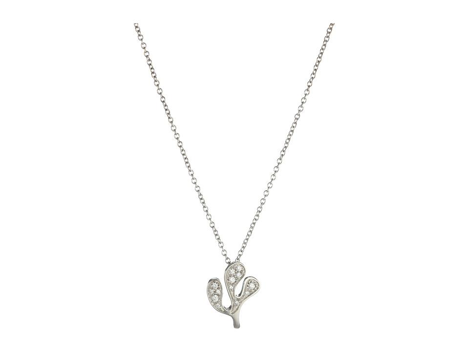 Miseno - Sea Leaf Pendant Necklace