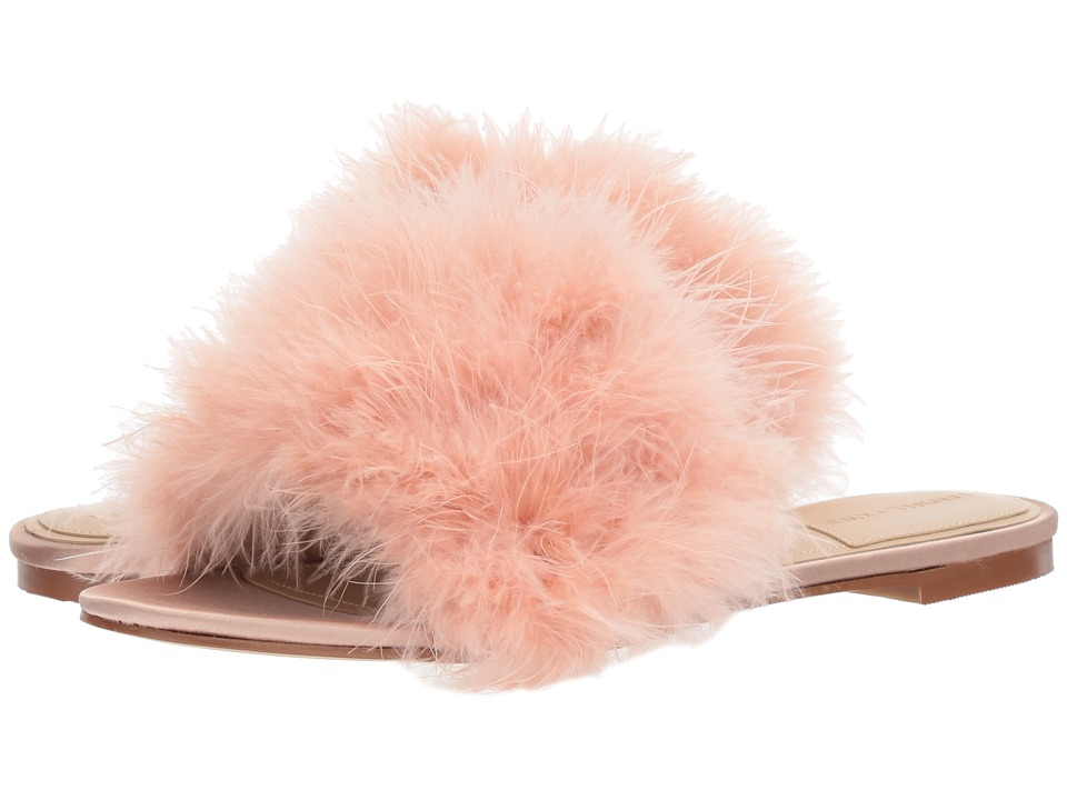 KENDALL + KYLIE Chloe 2 (Natural Feather) Women