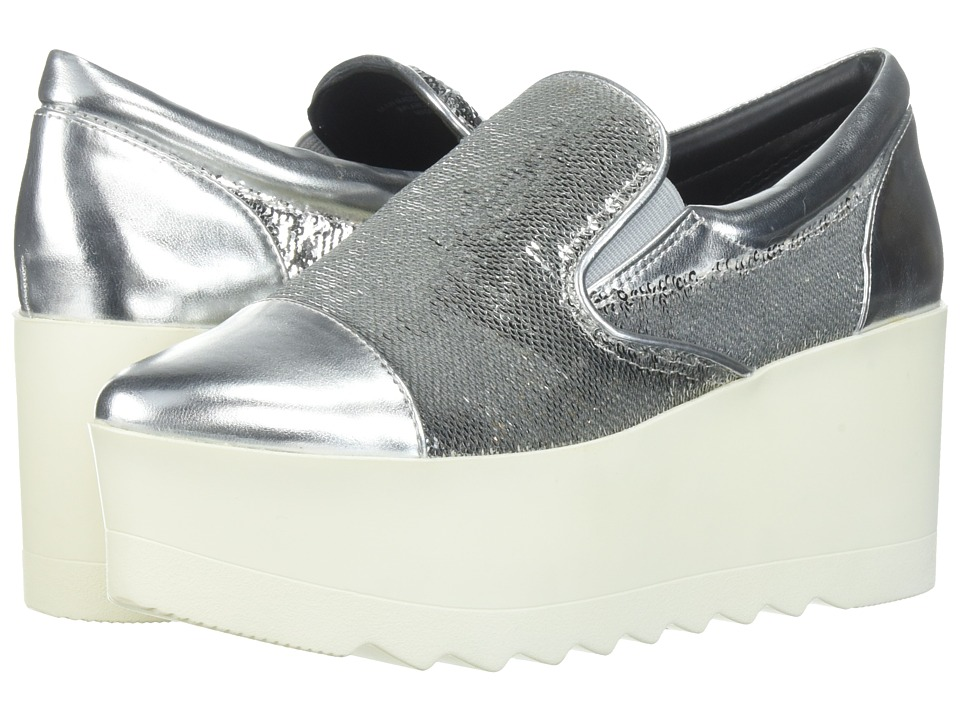 KENDALL + KYLIE - Tanya 6 (Silver) Womens Shoes