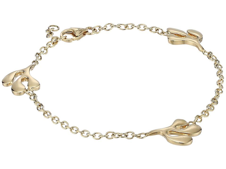 Miseno - Sea Leaf Bracelet