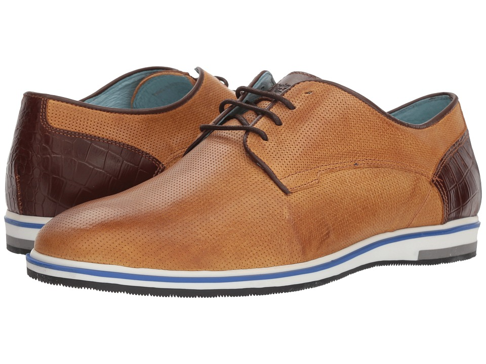 Cycleur de Luxe Plus (Ochre/Cognac) Men