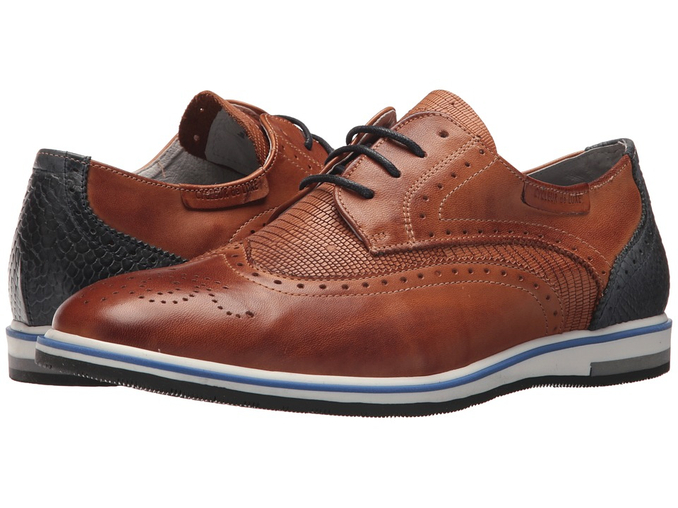 Cycleur de Luxe - Pulsano (Cognac 1) Mens Shoes