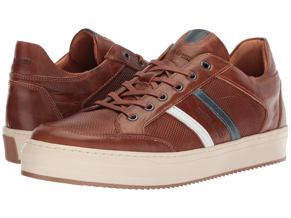 Cycleur de Luxe Burton (Dark Cognac) Men