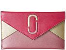 Marc Jacobs Saffiano Double J Liaise Envelope