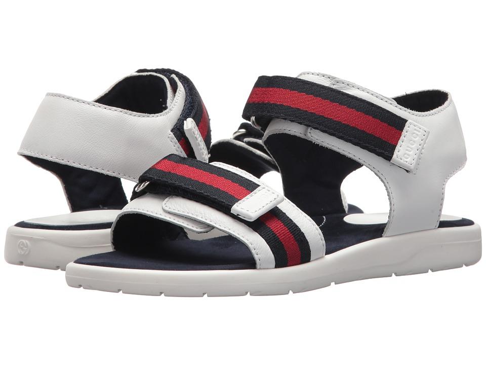 Gucci Kids - Gaufrette Sandal (Little Kid) (Soft Sand) Kids Shoes