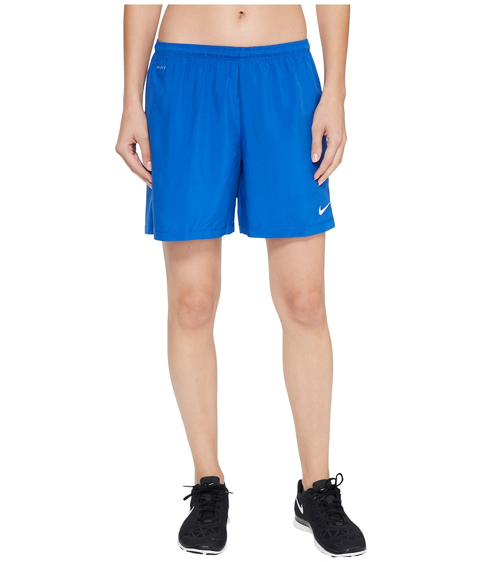 Nike Laser Woven III Short (Game Royal/White) Women