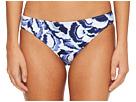 Tommy Bahama Pansy Petals Reversible Hipster Bikini Bottom