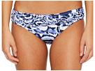 Tommy Bahama Pansy Petals Twist-Front Hipster Bikini Bottom