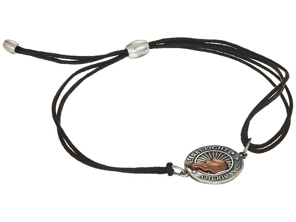 Alex and Ani - Liberty Copper Carry Lighttm Kindred Cord Bracelet