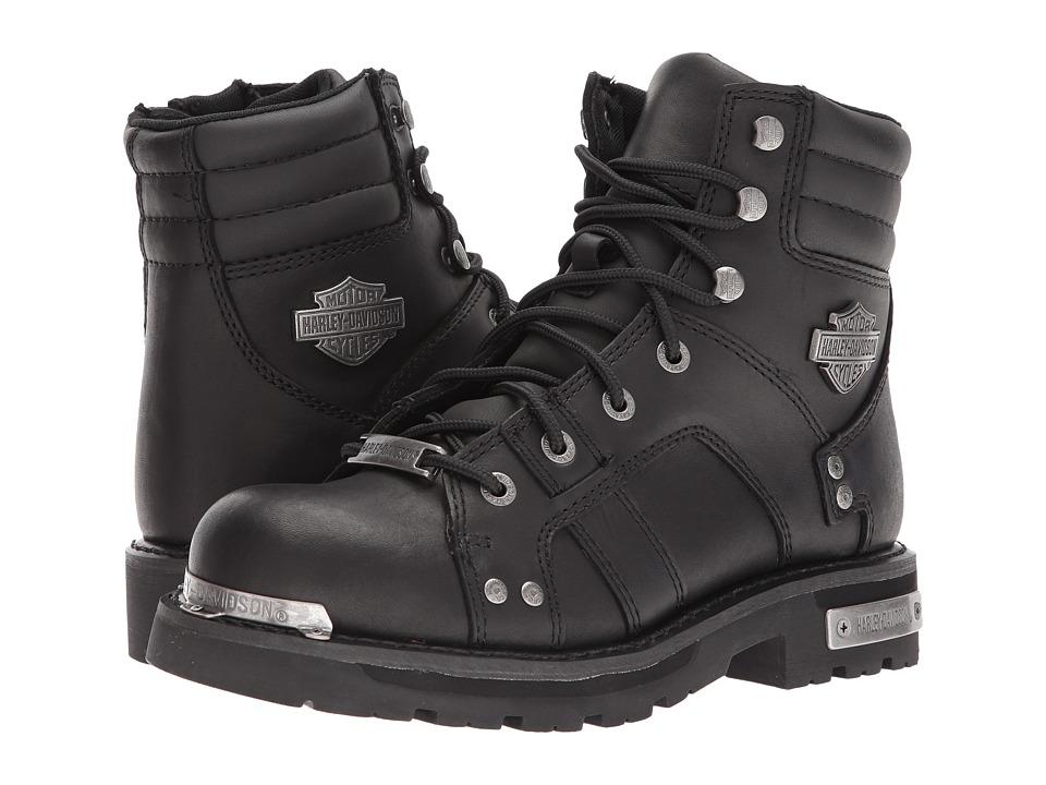 Harley-Davidson - Bonfield (Black) Mens Boots