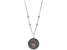 Alex and Ani Liberty Copper Carry Lighttm Expandable Necklace