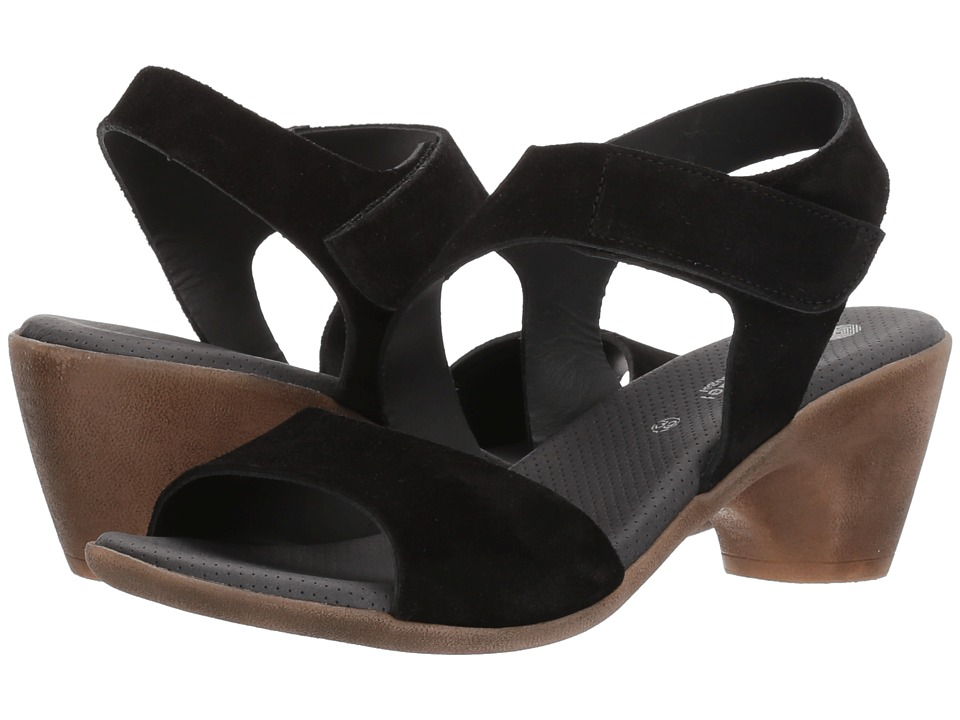 Eric Michael Sarit (Black) Women's Shoes