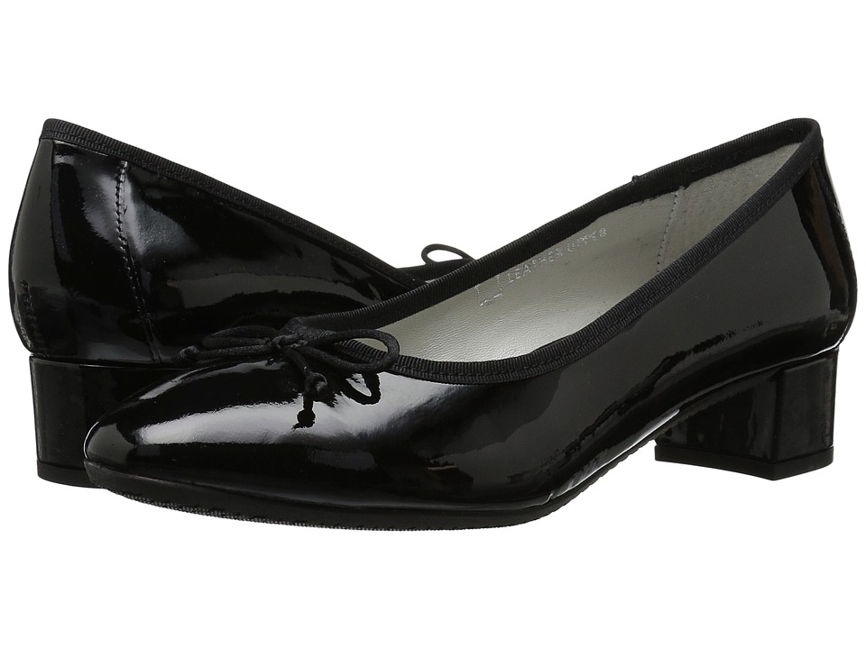 Eric Michael Lydia (Black Patent) Women's Shoes