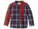 Burberry Kids Argus Tuxedo Shirt (Infant/Toddler)