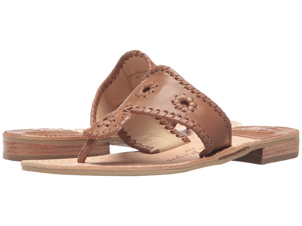 Jack Rogers - Noah (Cognac) Women's Sandals