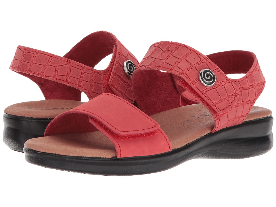 Spring Step - Komarra (Red) Womens Shoes