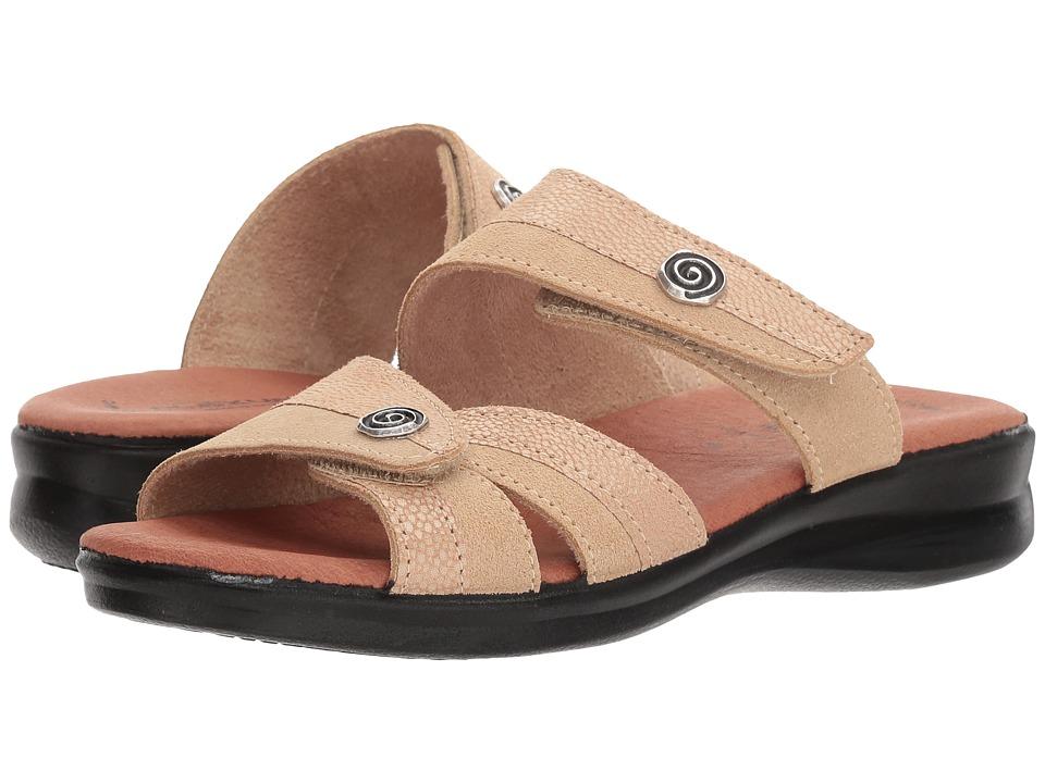 Spring Step Quasida (Beige Multi) Women's Shoes