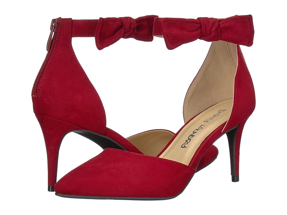 Dirty Laundry DL Only Me (Dark Cherry Red) High Heels