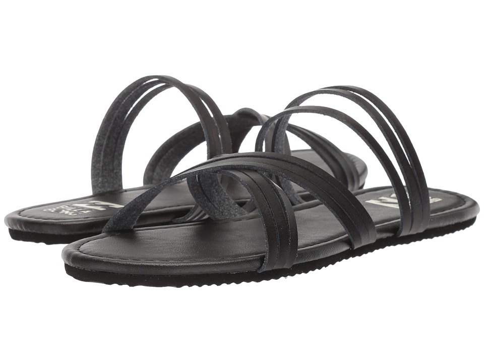 Billabong Sandy Toes (Black) Sandals