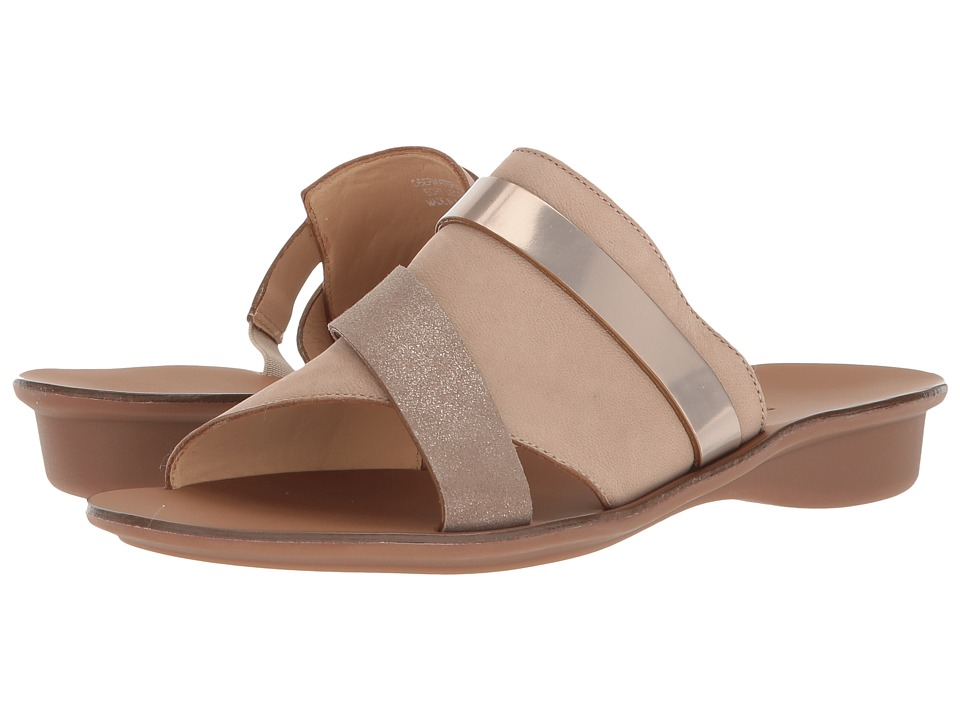 Paul Green Bayside (Sisal Champagne Combo) Sandals