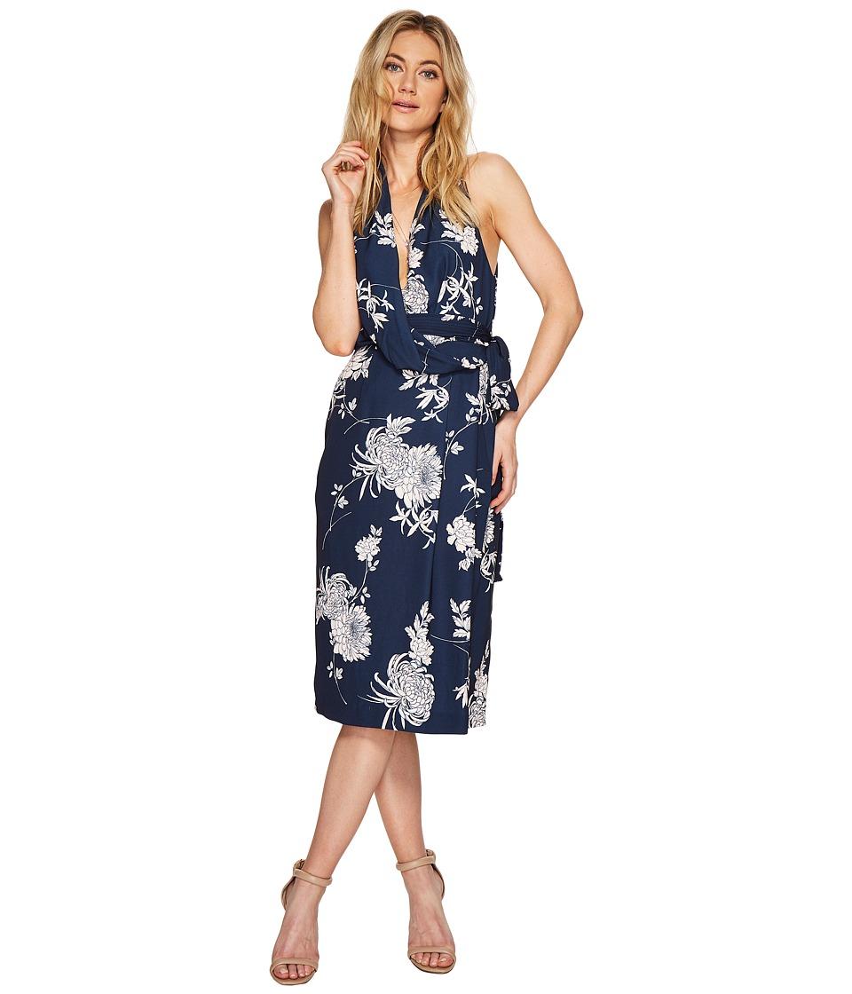 KEEPSAKE THE LABEL No Limits Midi Dress (Bloom Print) Women