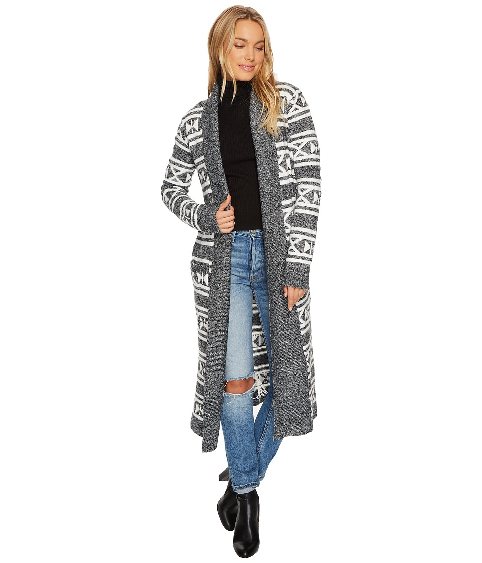 Show Me Your Mumu - Trench Cardigan (Nordic Knit) Women's...