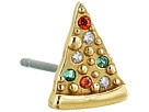 Marc Jacobs Something Special Pizza Single Stud Earring