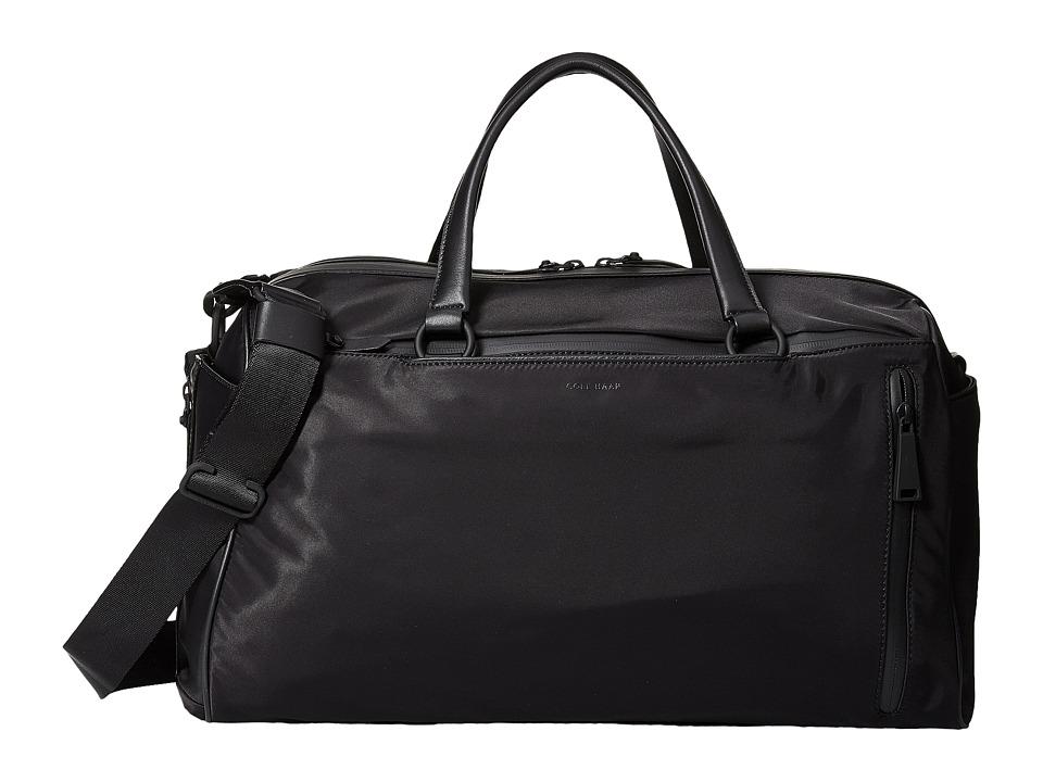 Cole Haan Grand Everyday Duffel (Black) Duffel Bags