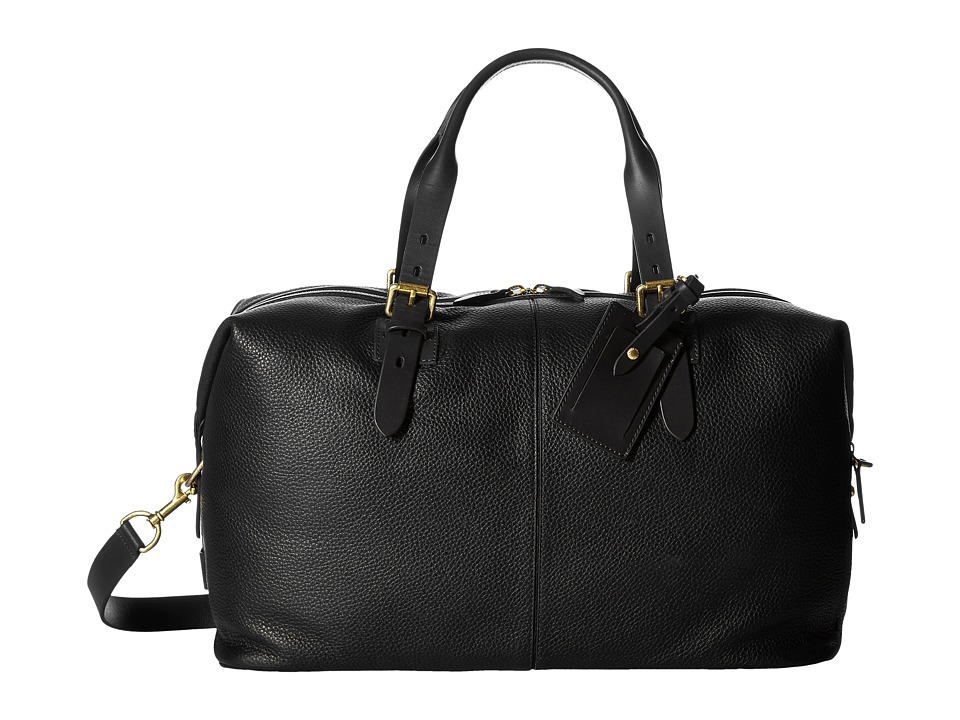 Cole Haan Brayton Duffel (Black) Duffel Bags