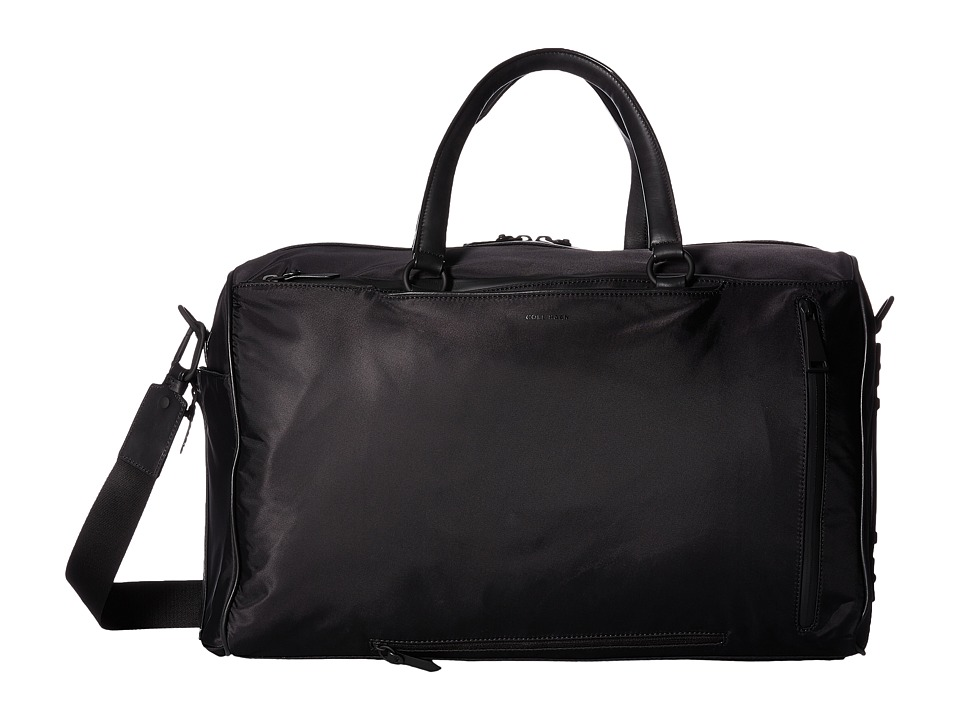 Cole Haan Grand Duffel Weekender (Black) Duffel Bags