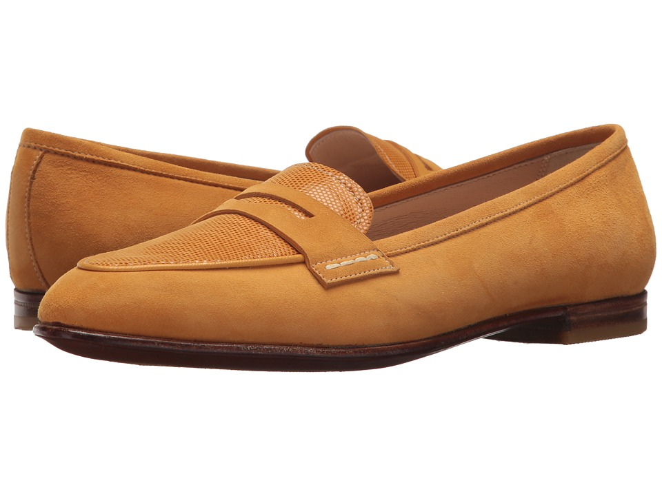 Gravati Penny Loafer (Sunflower) Women