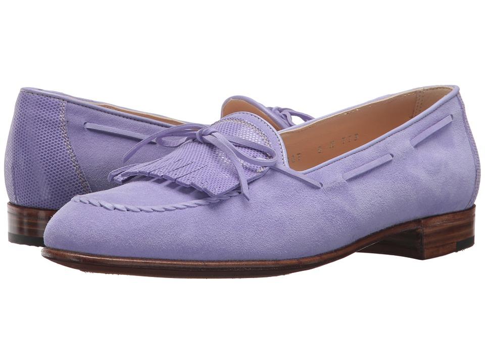 Gravati Kiltie Loafer (Lavender) Women