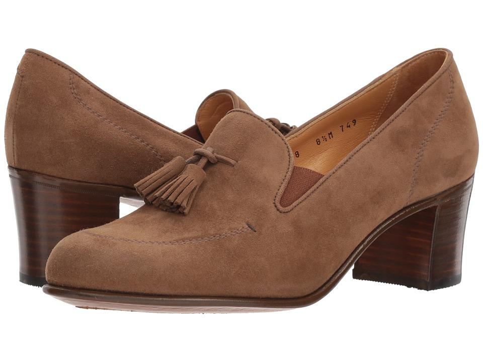 Gravati Tasselled High Heel (Brown) High Heels